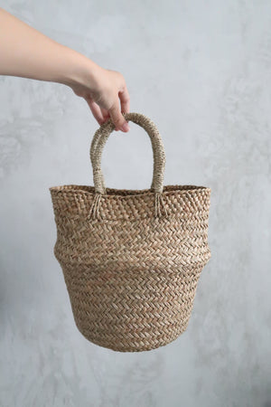 Belly Basket Bag