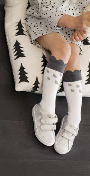 Rain Cloud Socks
