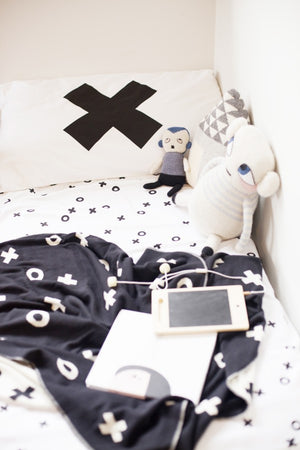 Kiss Pillowcase