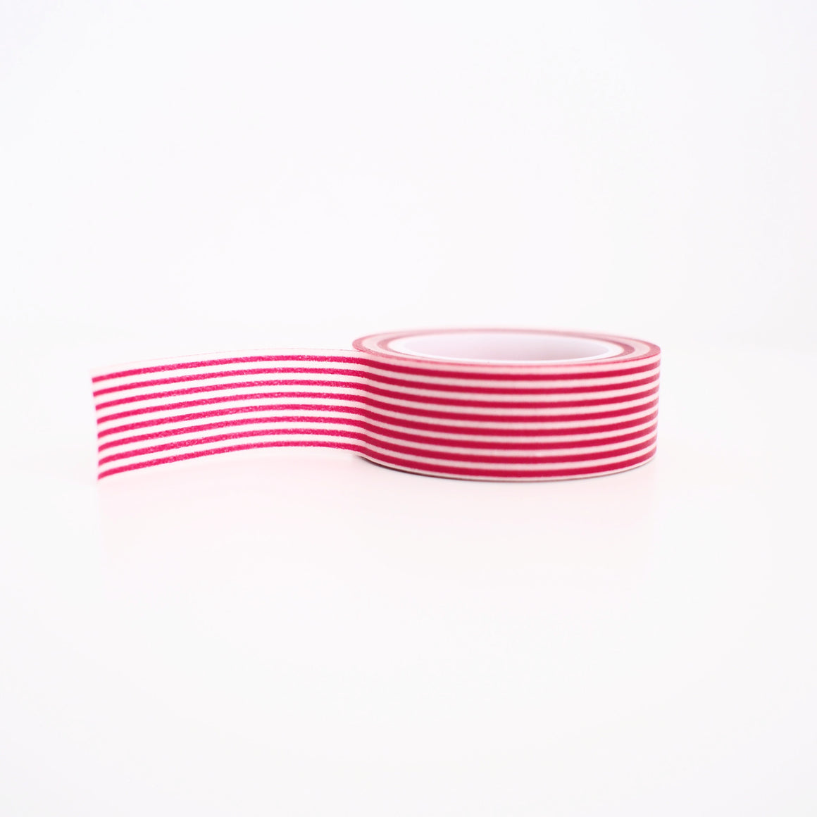 Washi Tape - Thin Red Stripes