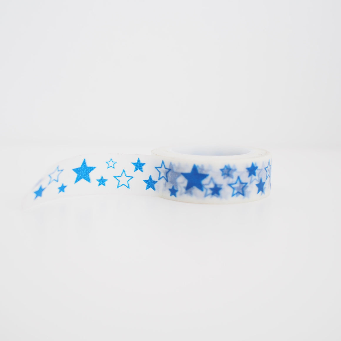 Washi Tape - Blue Twinkle Stars