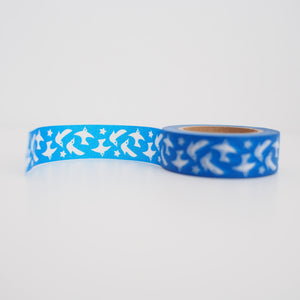 Washi Tape - Blue Dove