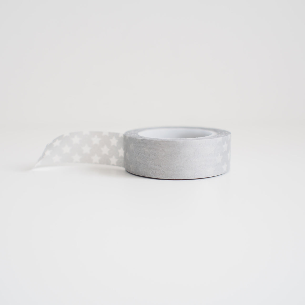 Washi Tape - Mini Silver Stars