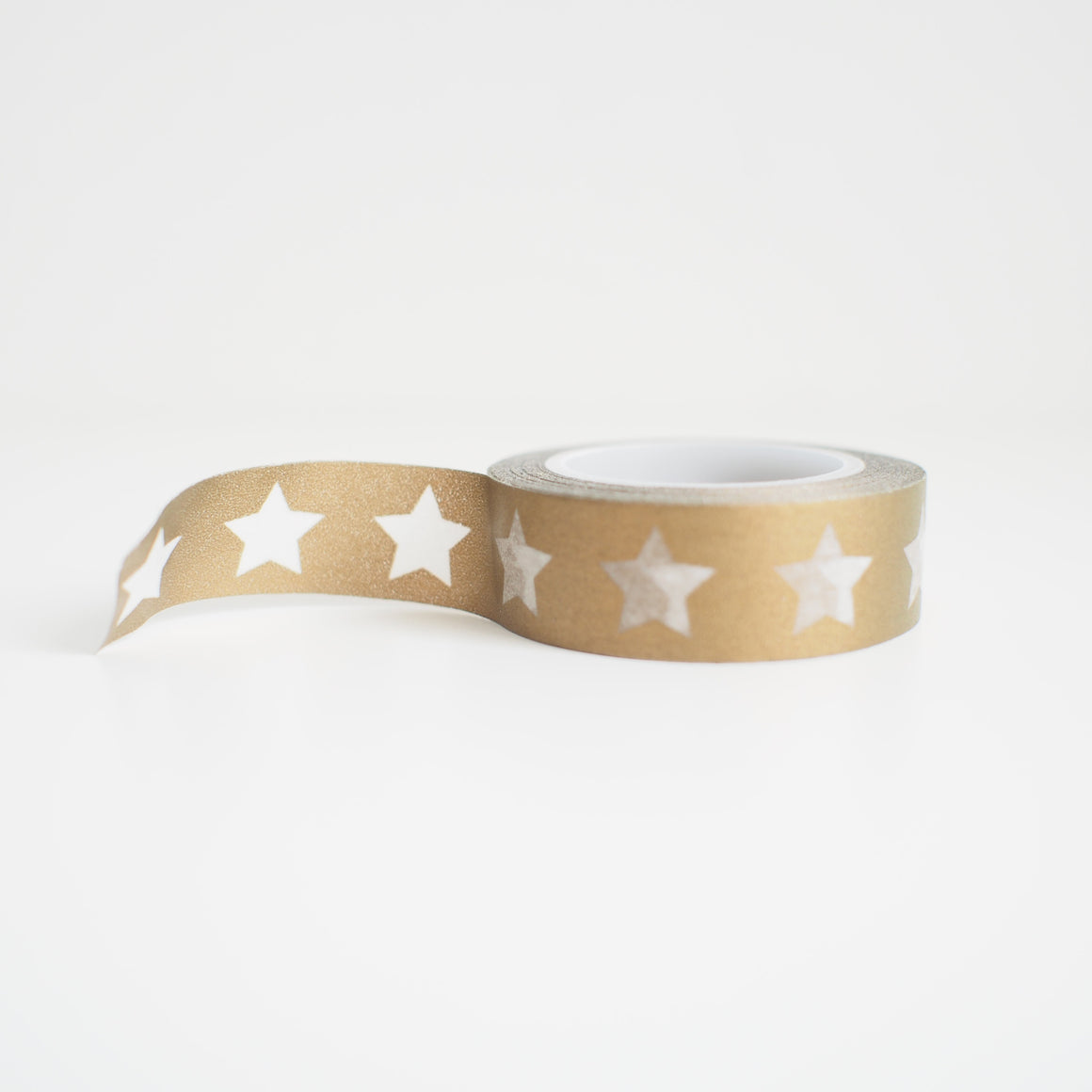 Washi Tape - Gold Stars