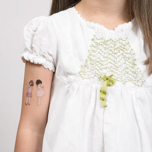 Furry Friends Temporary Tattoo Set