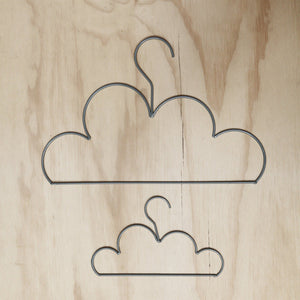 Cloud Hanger in Grey