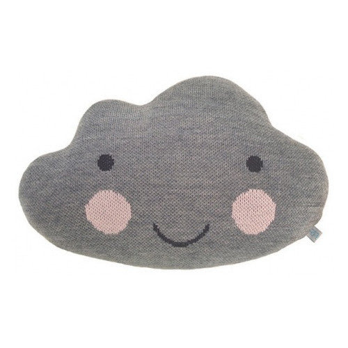 Cloud Cushion - Dark Grey