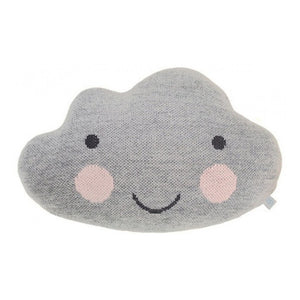 Cloud Cushion - Light Grey