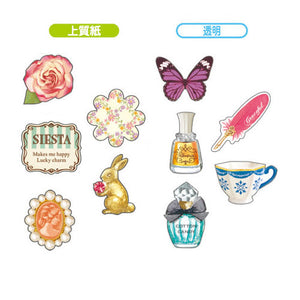 Favourite Seal Sticker Set - Shabby Chic
