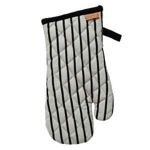 Stripy Kitchen Glove