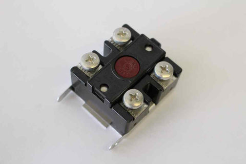Thermal Reset Switch for Polar Bear Water Distillers models 26D, 42D, & 26CT. Part #060104