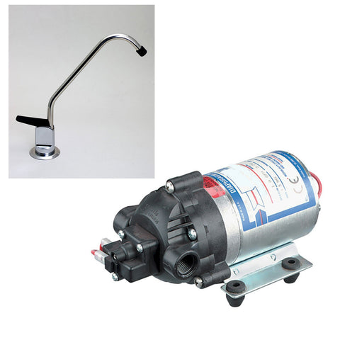Durastill Demand Pump and Faucet Kit 1.4 GPM