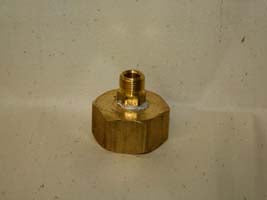 Durastill Water Intake Solenoid Fitting Part #WD400-018 for Durastill Distillers