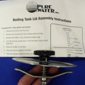 Lid, Boiling tank, most units Pure Water Part #WD409 - FREE USA SHIPPING