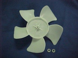 Pure Water Fan Blade Kit (most Pure Water models). Pure Water Part #WD639