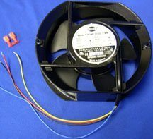 Fan Motor Kit, for Newer Mini Classic Distillers, Axial Box fan style Part #WD667B