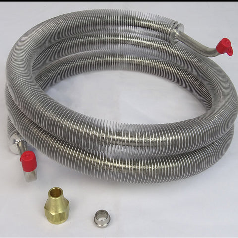 Condensing Coil for Mini Classic Ct Water Distiller Pure Water Part #WD712 - FREE USA SHIPPING