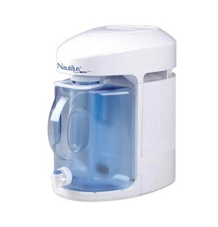 Nautilus Water Distiller with 4 Glass Storage Bottles