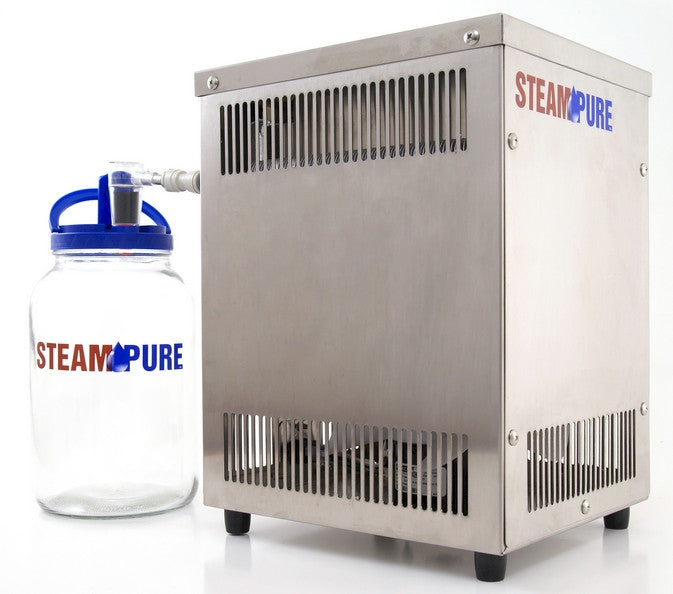 SteamPure Water Distiller Plus Maintenance Kit