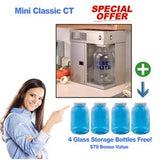 Mini Classic CT Distiller + 4 Bottles