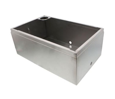 3.75 Gallon Reservoir storage tank for Dol-fyn AR18 Countertop Water Distiller #W3521