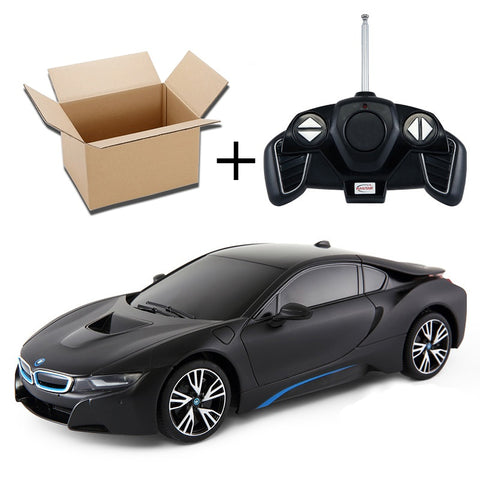1:18 Electric RC Cars Machines On The Remote Control Radio Control Cars  Toys For Boys Children Kids Gifts Flash Lights I8 59200