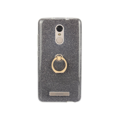 detailed look 304ed 282a7 Bling Glitter Ring Holder Stand Cover Funda for Xiaomi Redmi Note 3 Pro  Case Soft