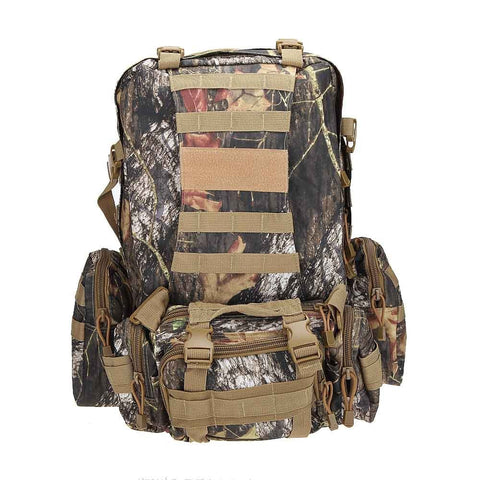 abcbef4c12dc 50L MOLLE Outdoor Military Tactical Backpack Camping Hiking Bag Trekki –  Gadget Commando