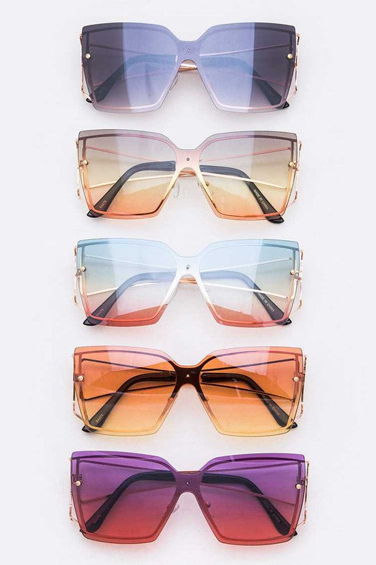 Butterfly Sunglasses - MishMash Boutique