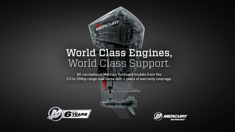 Mercury Outboard Motors – Bendigo Marine World
