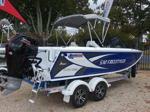 2019 QUINTREX 530 FREESTYLER