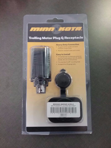Minn Kota Power Plug and Socket