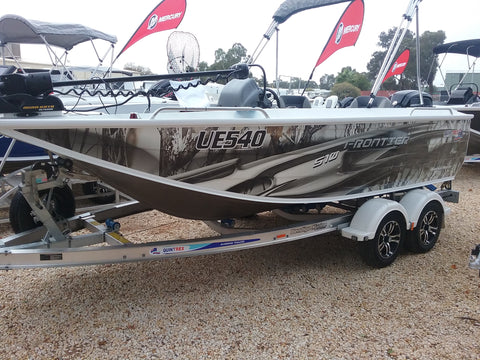 DEMO 2019 QUINTREX 510 FRONTIER SC - SOLD