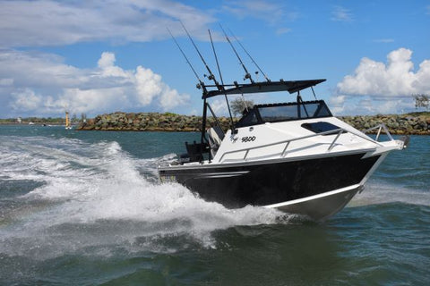 Yellowfin 5800 Cabin Folding HT - Suzuki 140HP