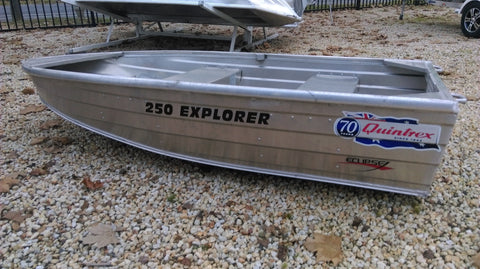 Brand New Quintrex 250 Explorer       SOLD