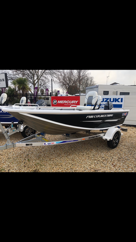 NEW Quintrex 400 Explorer Trophy - SOLD