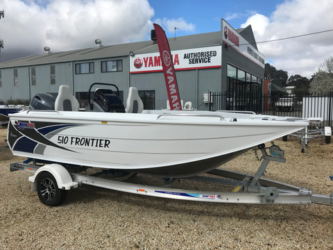 Quintrex 510 Frontier - Just Arrived