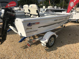 Quintrex 400 Explorer Trophy - SOLD