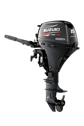 Suzuki DF15 AS EFI Fourstroke