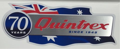QUINTREX DECALS