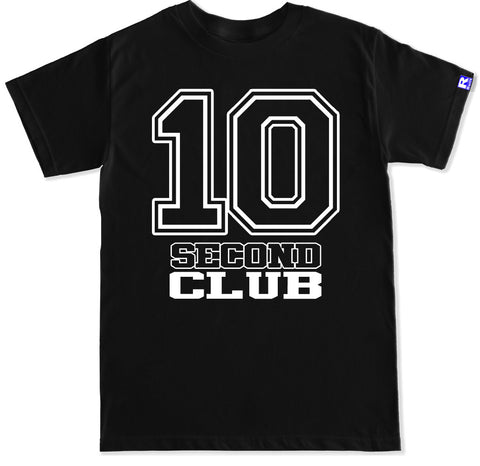 Men's 10 SECOND CLUB T Shirt