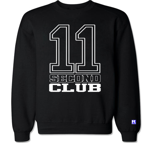Men's 11 SECOND CLUB Crewneck Sweater