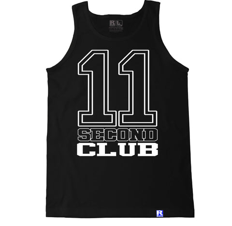 Men's 11 SECOND CLUB Tank Top