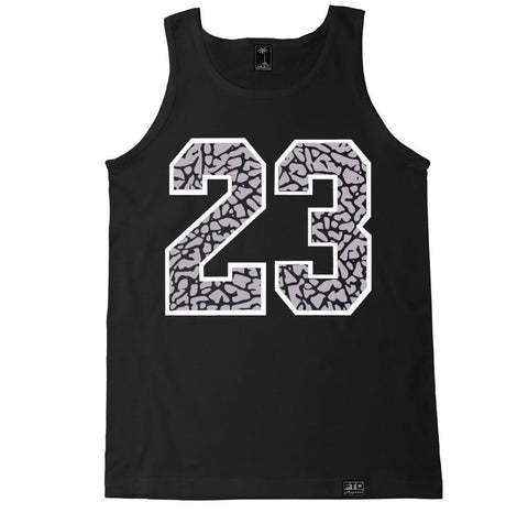 Men's 23 CEMENT Tank Top