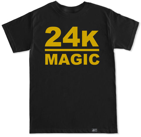 Men's 24K MAGIC T Shirt
