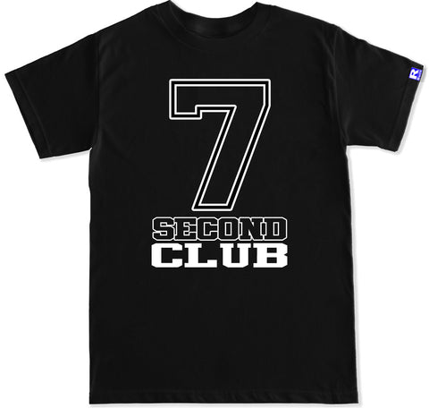 Men's 7 SECOND CLUB T Shirt