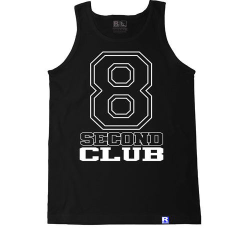 Men's 8 SECOND CLUB Tank Top