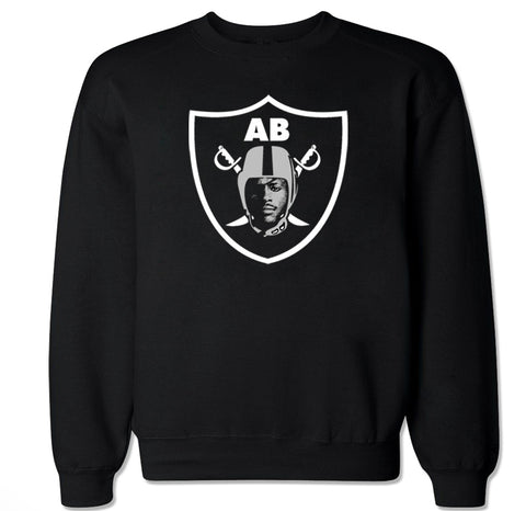 Men's AB Raiders Crewneck Sweater