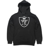 Men's AB Raiders Pullover Hooded Sweater