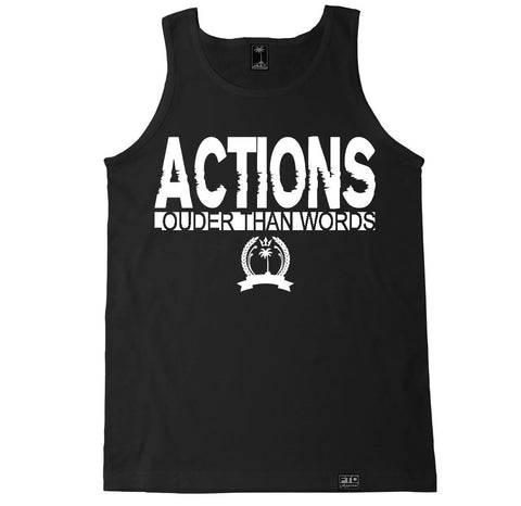 Men's ACTIONS LOUDER Tank Top